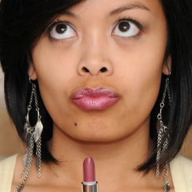 Boys N Berries Gluten Free lipstick works for any skin tones