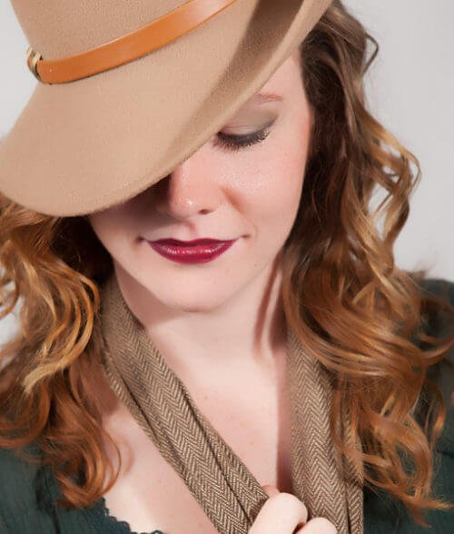 Fierce Paraben Free deep purple effect lip gloss