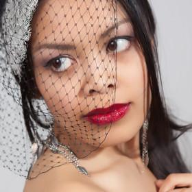 Corn Free Ravishing makeup style