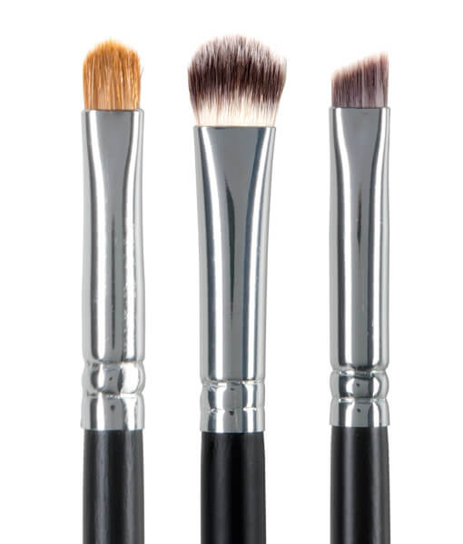 3 Pro Brush Set