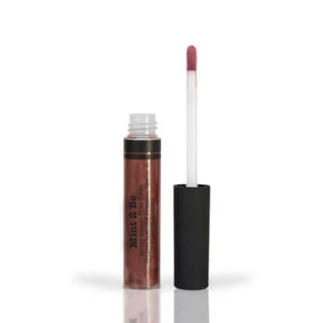 Paraben Free Brazen Raisin Red Apple Lipsticklip gloss