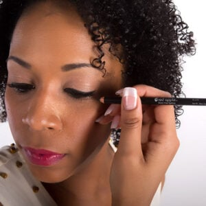 Allergen Free Eye Liner application tips