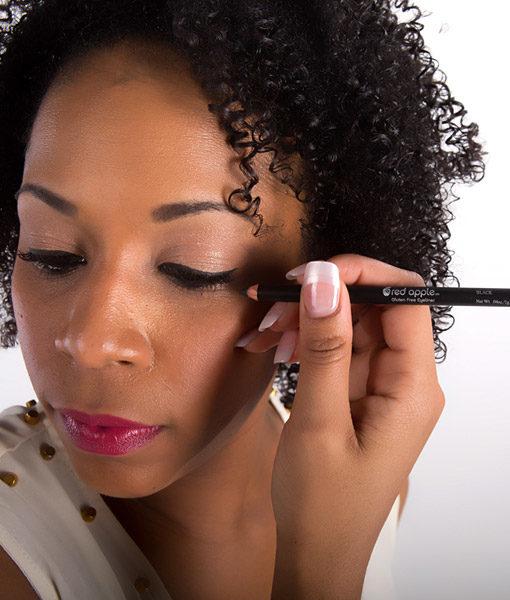 Allergen Free Eye Liner application tips