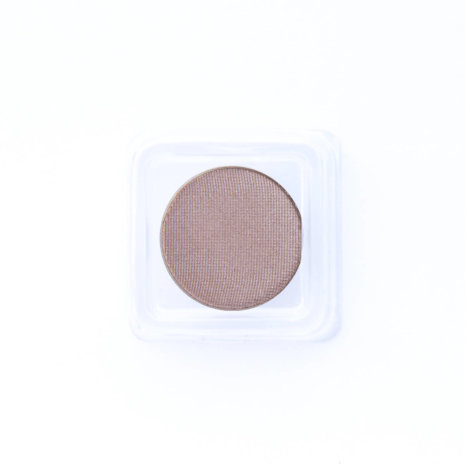 Image of Shimmer Taupe Vegan Eyeshadow - Iced Mocha - from Red Apple Lipstick