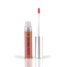 Nude Peppermint Safe lip gloss from Red Apple Lipstick