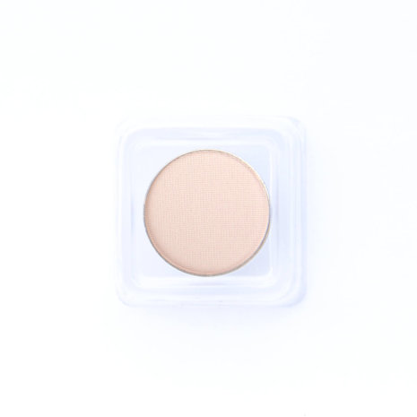 Image of Matte Nude Eye Shadow - Porcelain in Plastic Packaging from Red Apple Lipstick
