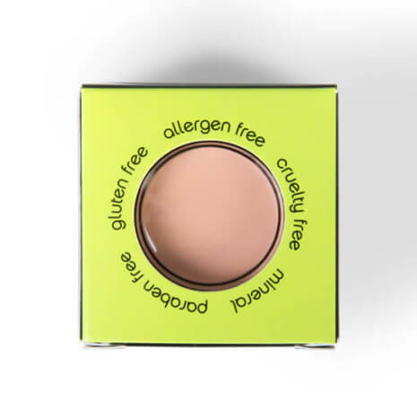 Picture of Hypoallergenic Eye shadow Primer for Sensitive Skin by Red Apple Lipstick - 2
