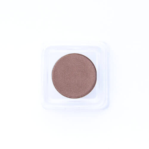 Image of Brown Twinkle Taupe Eye shadow in its plastic container