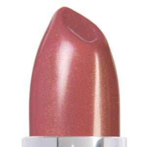 image of dusty rose mauve lipstick with medium depth