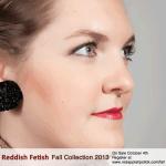 Reddish Fetish Safe Makeup style