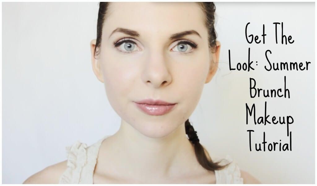 Allergen Free summer makeup tutorial
