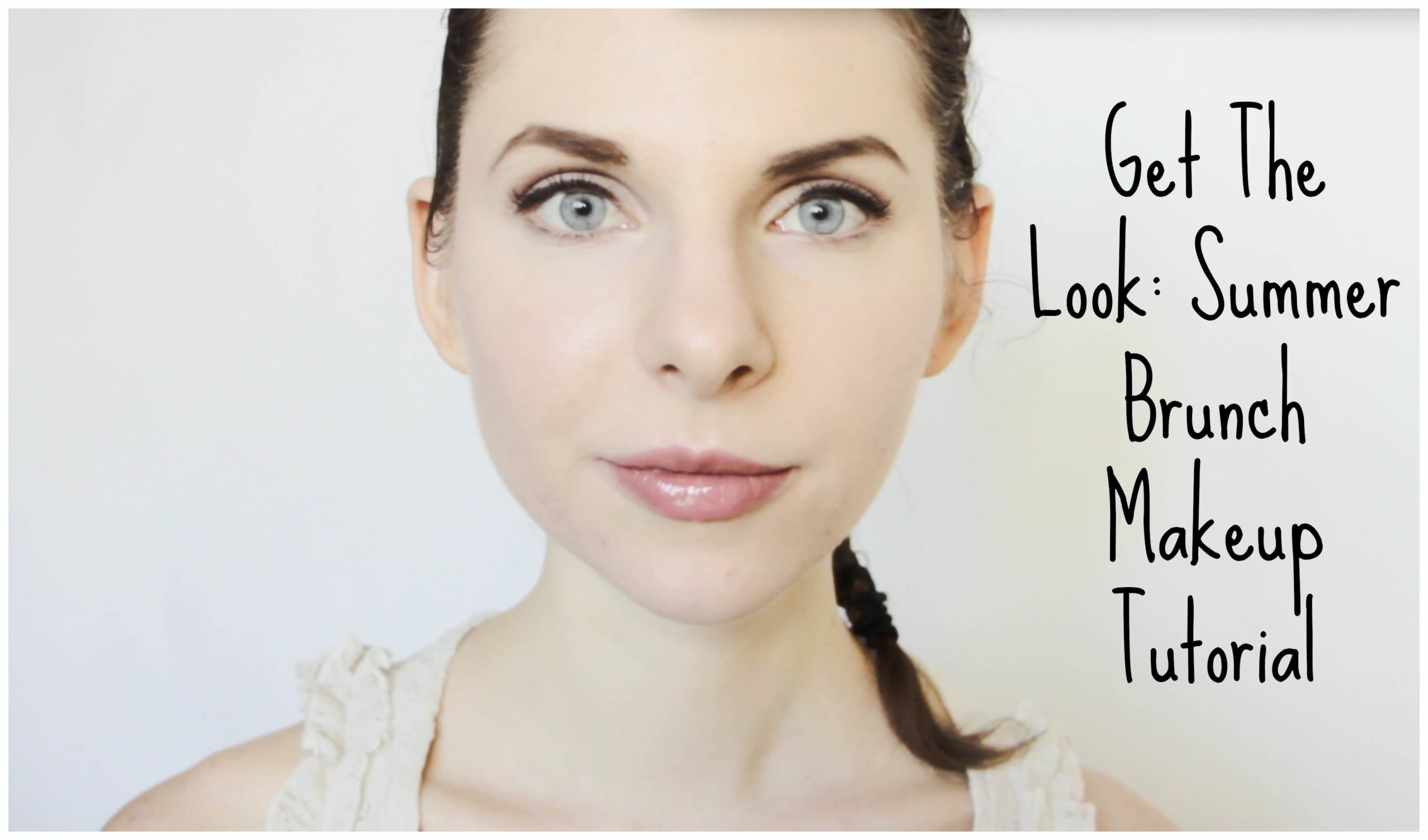 Gluten Free Brunch: Makeup, Outfits and Food!