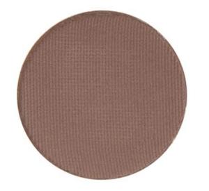 Allergen Free Brownie Points matte red based medium brown eyeshadow