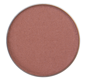 Nut Free Sugar & Spice rustic matte brown eyeshadow