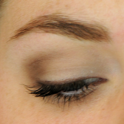 RAL tips fast eyeshadow application