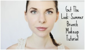 summer brunch RAL makeup tutorial
