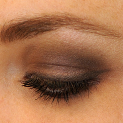 Paraben Free tips RAL brown eyeshadow