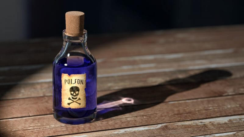 Toxic ingredients in cosmetics
