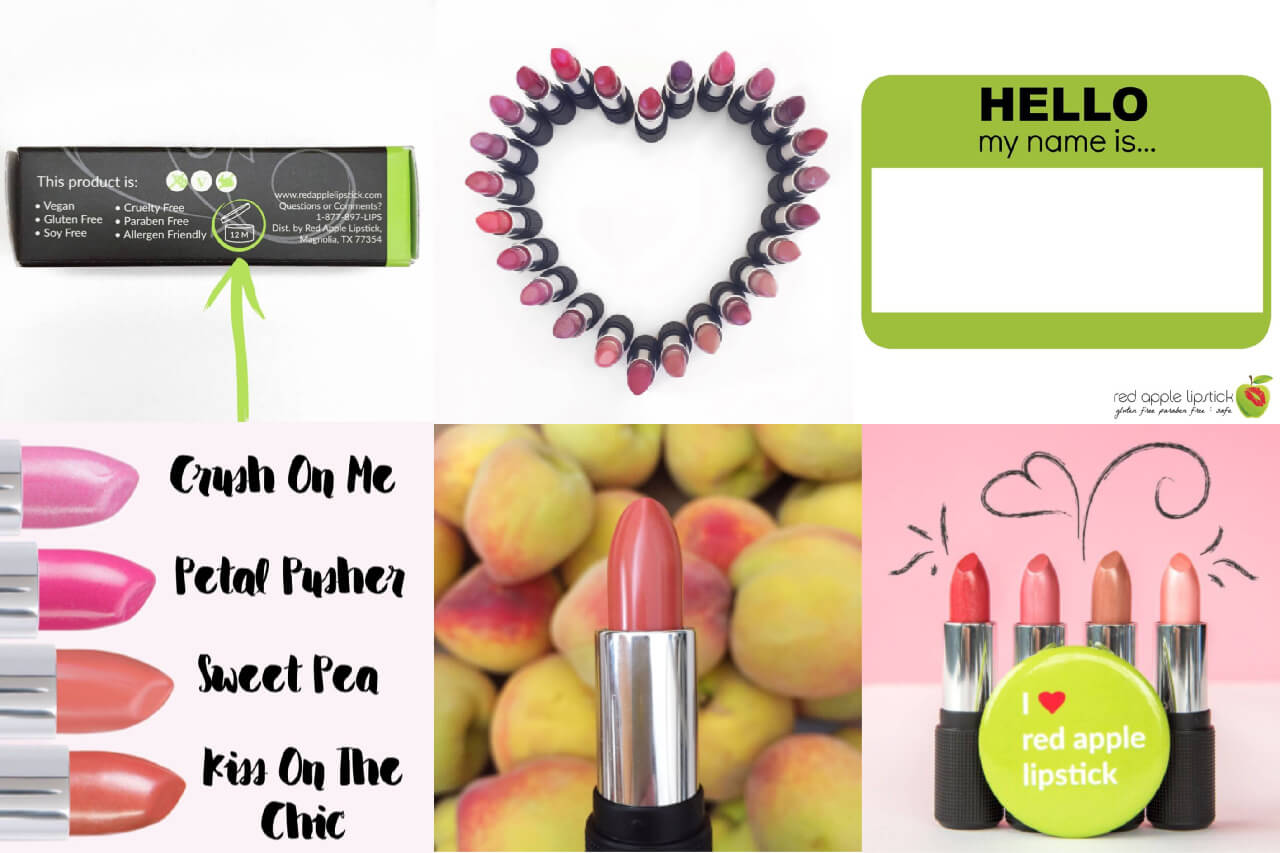 The Apple Core Archives - Red Apple Lipstick