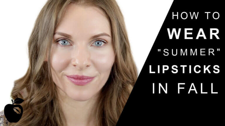 Summer Lipsticks For Fall? – How To Wear Them