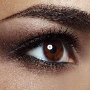 how to choose eyeshadow for brown eyes