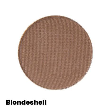 honey blonde matte eyeshadow