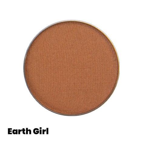 Camel matte eyeshadow