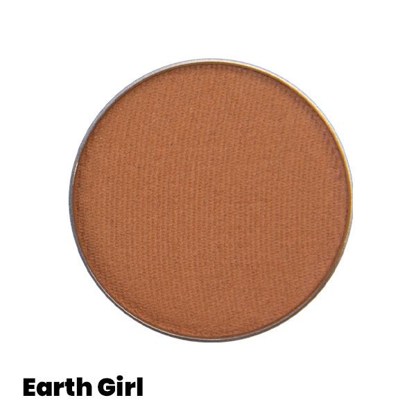 Camel eyeshadow