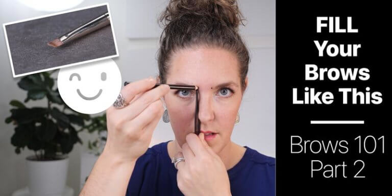 How To Fill In Your Eyebrows – Brows 101: Part 2