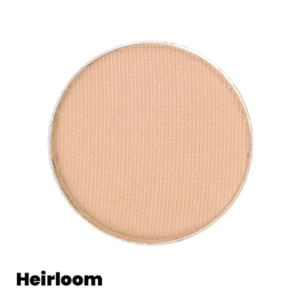 yellow matte eyeshadow base shade
