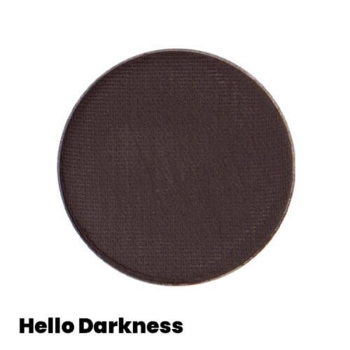 dark taupe matte eyeshadow