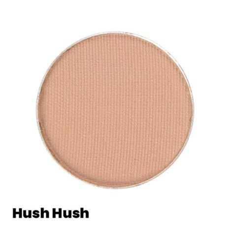 light peach matte eyeshadow base shade
