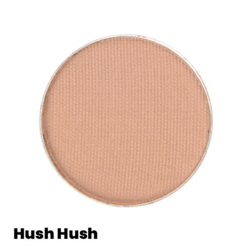 light peach matte eyeshadow base shade