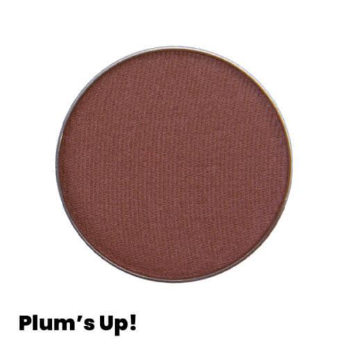 plum taupe matte eyeshadow