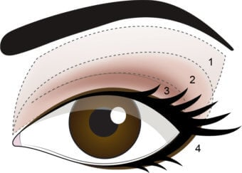 STEP 4 - Finish off by lining with Cocoa eyeliner & apply your Lash Project Mascara.