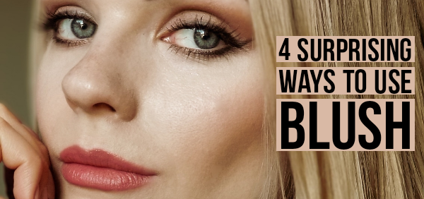 4 Different Ways To Use Blush