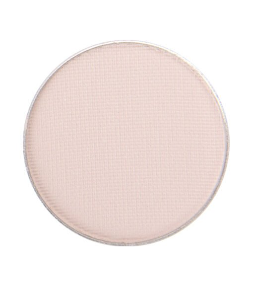 Image of round pan of Porcelain Eyeshadow by Red Apple Lipstick