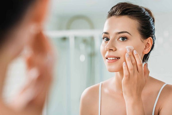 Sweat proof makeup - start with good skin care
