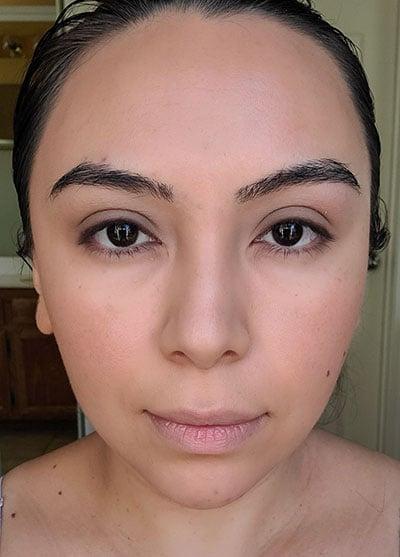 All American Summertime Makeup Look