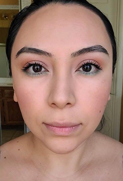 Bright and Cheery Makeup