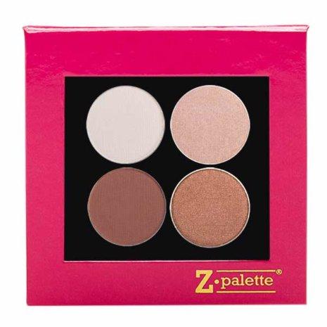 Brown Shimmer Pink Palette