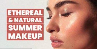 Natural Summer Makeup Look