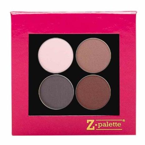 Green Matte Pink Palette