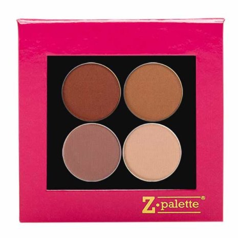 Grey Matte Pink Palette