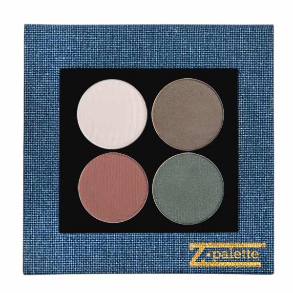 Hazel Shimmer Denim Palette
