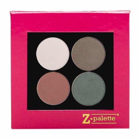 Hazel Shimmer Pink Palette