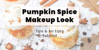 Pumpkin Spiced Makeup Look