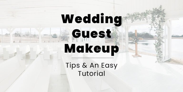 Fall Makeup For Wedding Guests